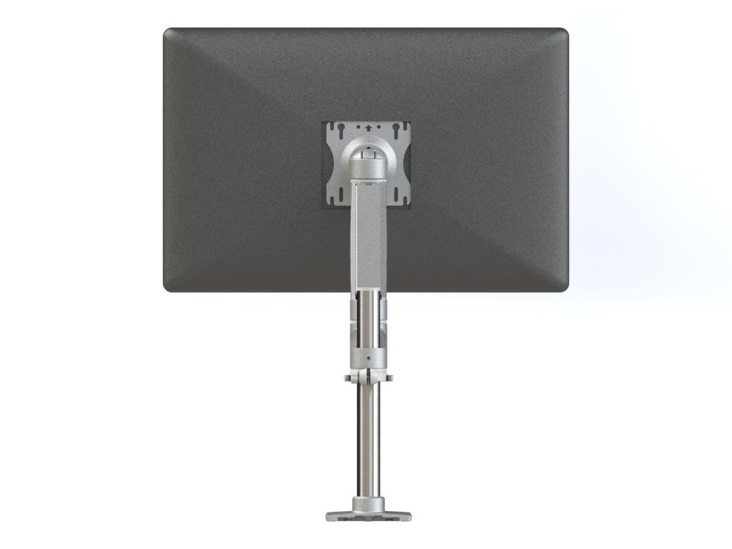 Concerto Single Arm Monitor Arm