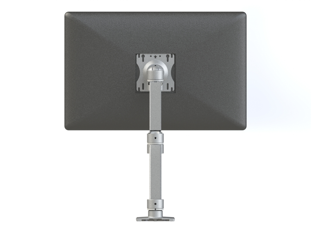 Xtend Single Monitor Arm - Easy Mounting