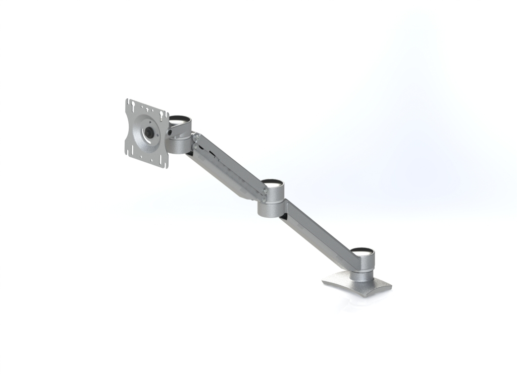 Xtend Single Monitor Arm - Spring System