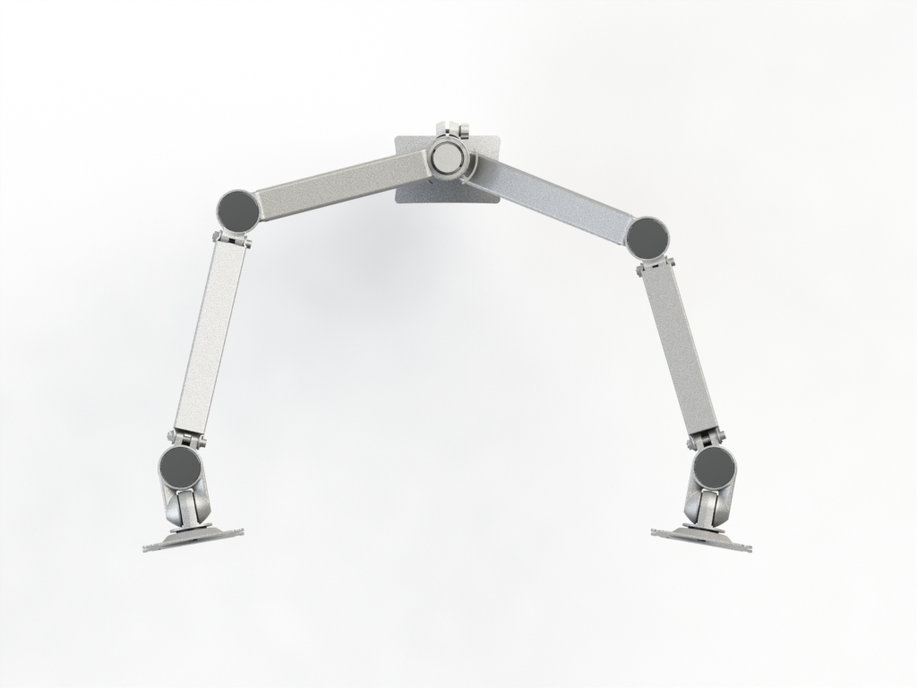 Xtend Dual Monitor Arm - Spring System
