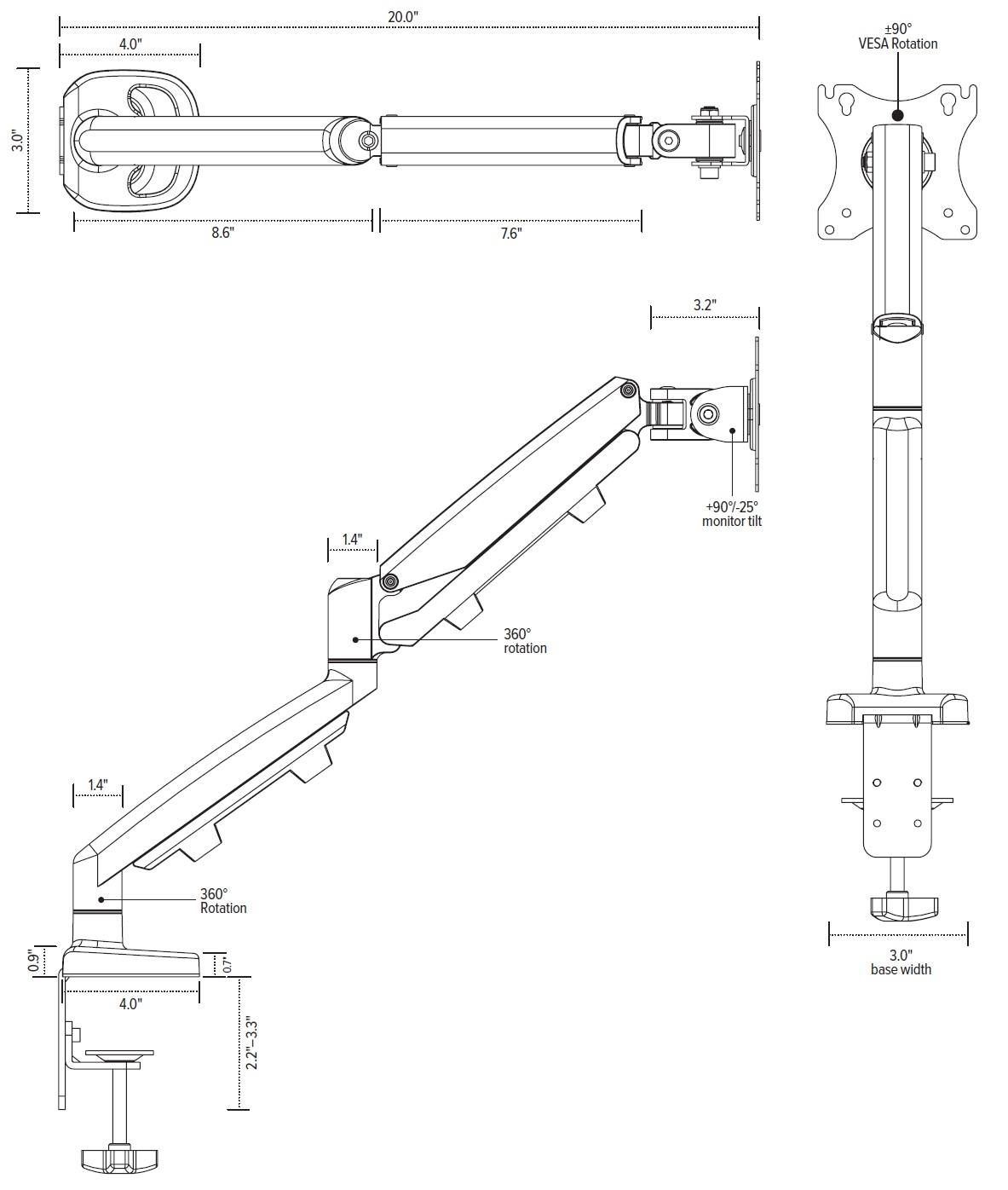 ZipView Schematic