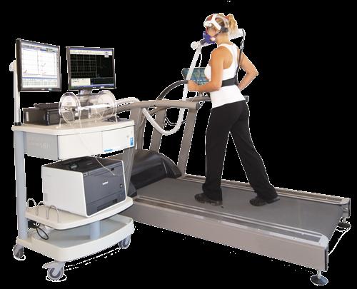 ergospirometry laboratory