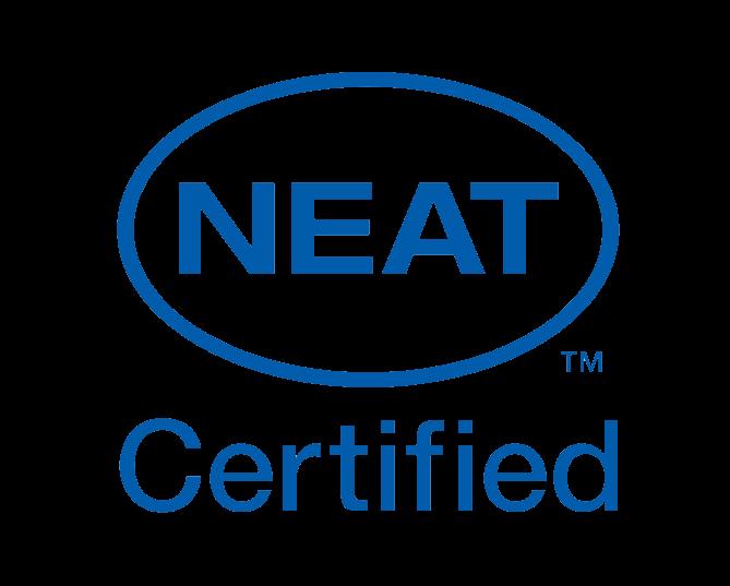 NEAT™-certified