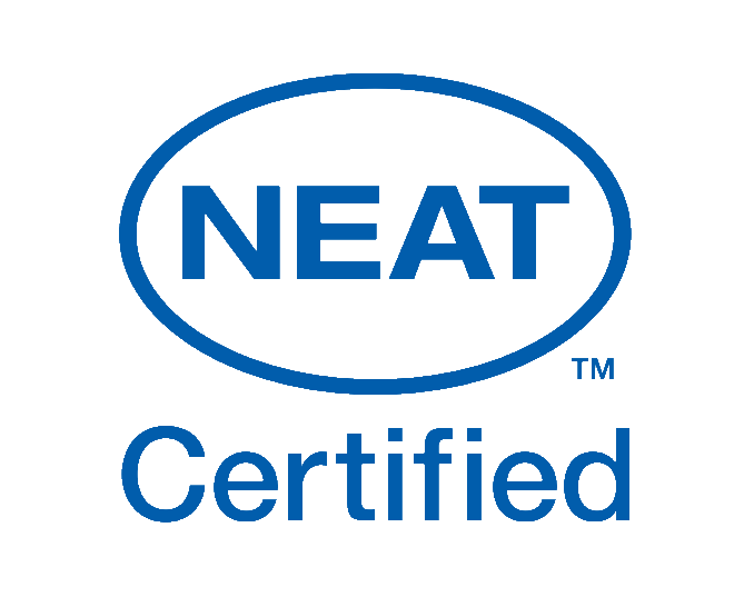 NEAT Certified by The Mayo Clinic