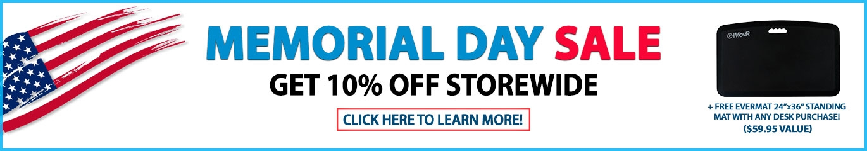 iMovR Memorial Day Sale 2019