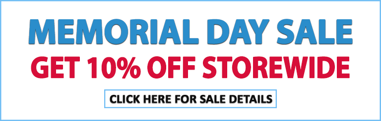 Memorial Day Sale 2019 (Mobile)
