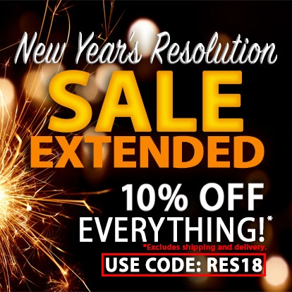 New Year's Sale 2018 (Mobile)