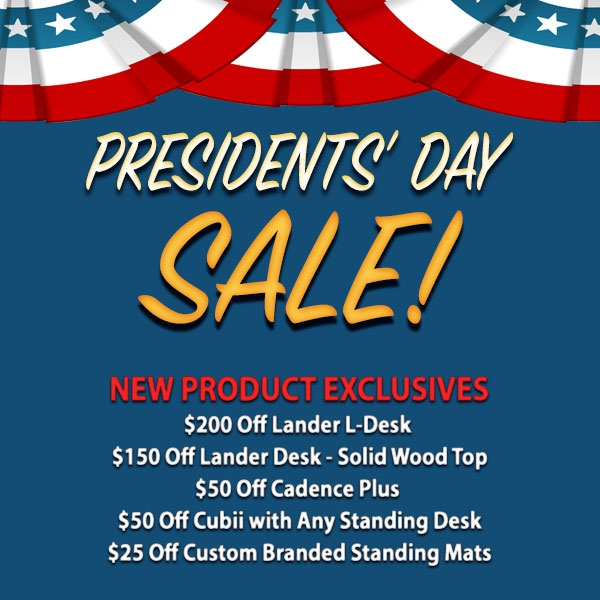 iMovR President's Day Sale 2019