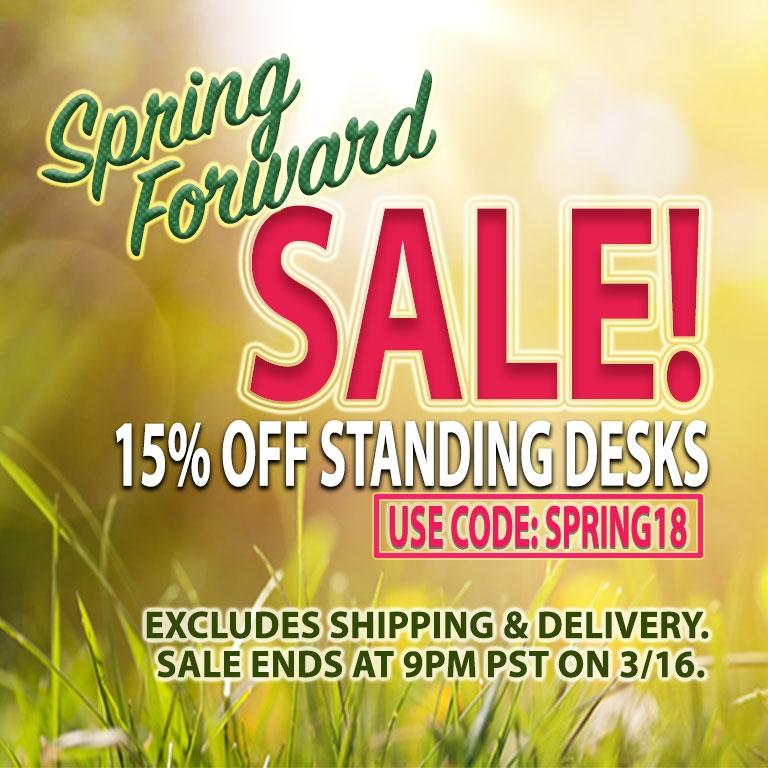 iMovR Spring Forward Sale (Mobile)