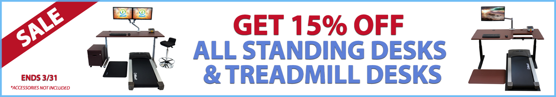 iMovR Standing Desk Sale 2019
