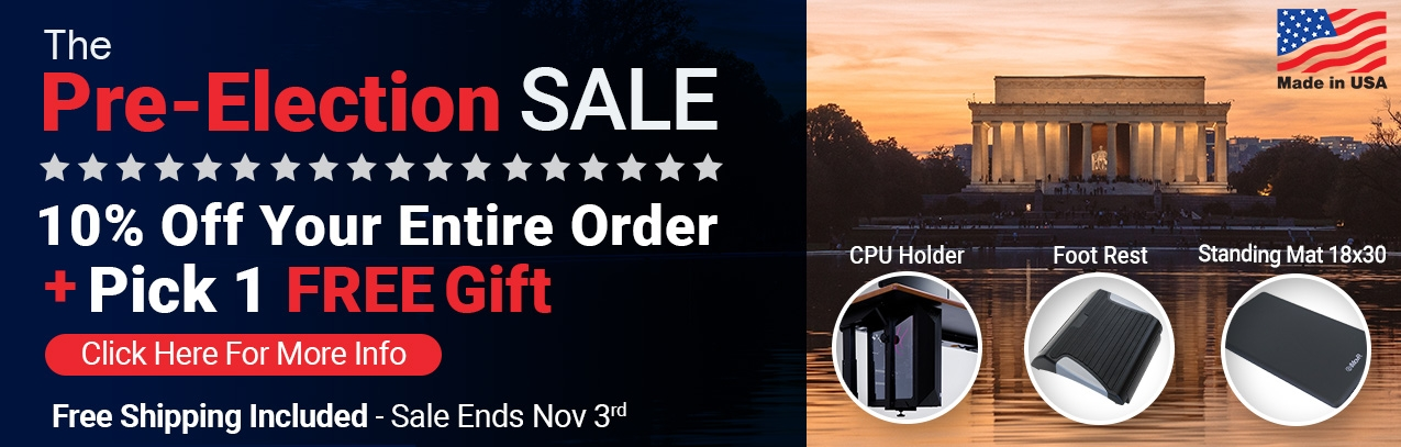 Pre-Election Sale