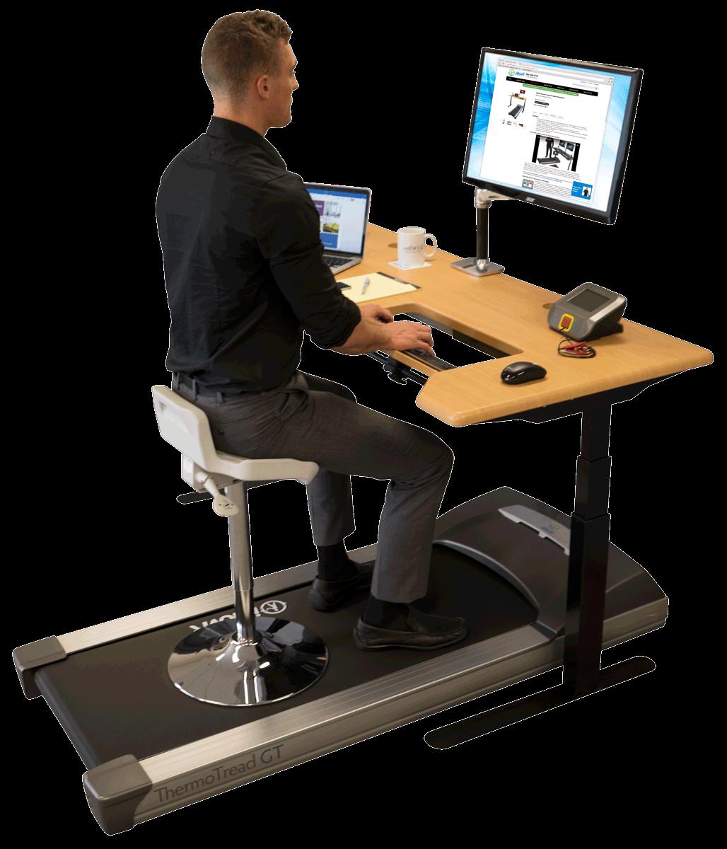 Treadmill Desk Programmer