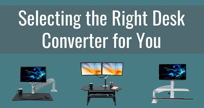 Selecting the Right iMovR Desk Converter for You