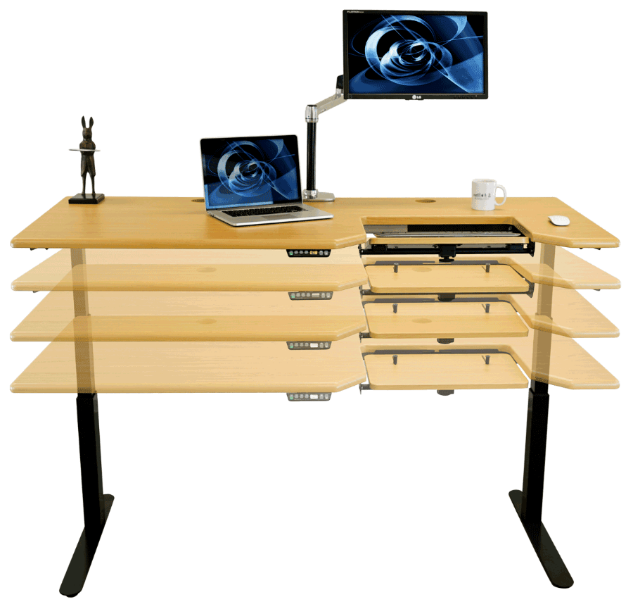iMovR Omega Everest Standing Desk