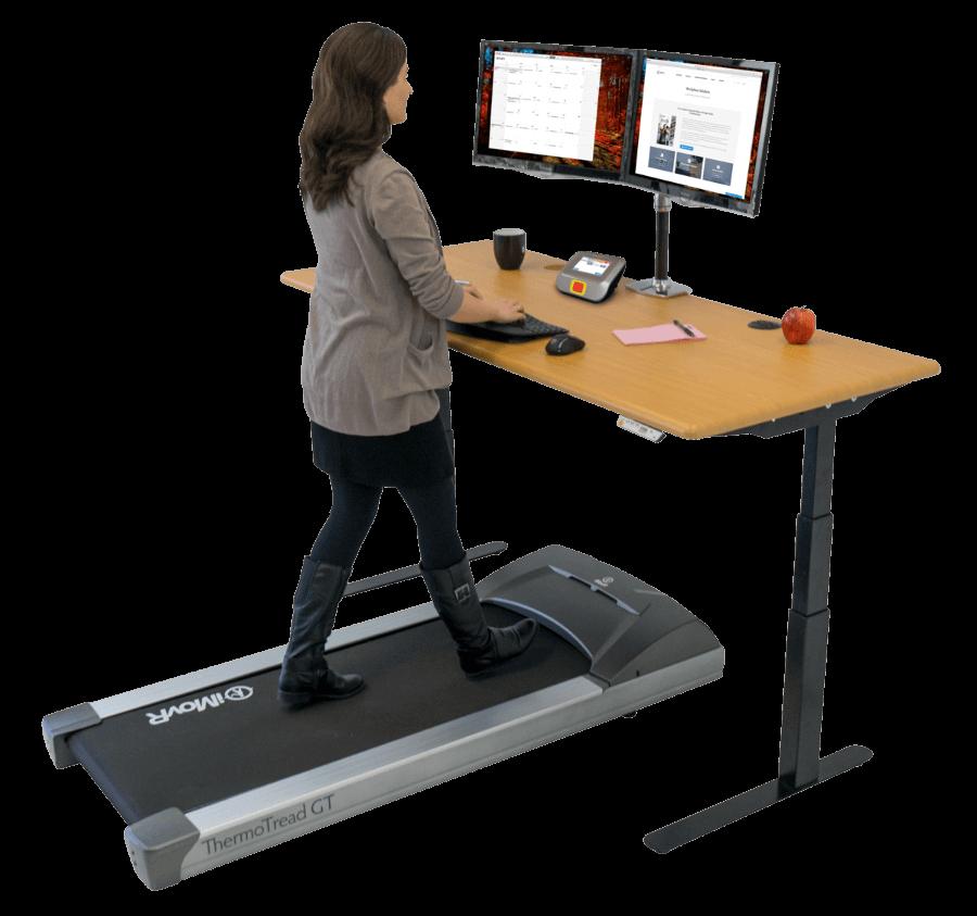 iMovR Elite Treadmill Desk