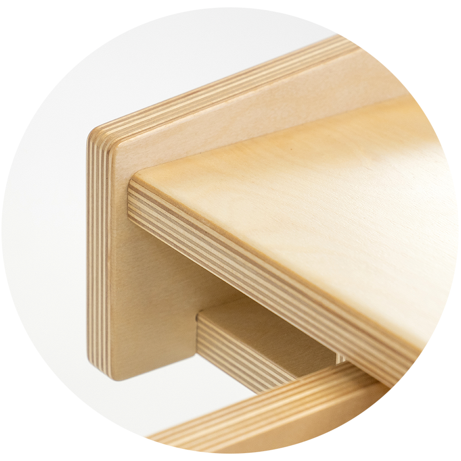 Image of Baltic birch .75″, 12-ply