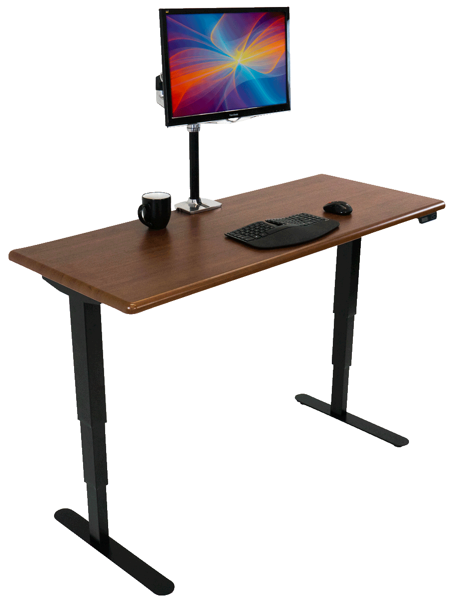 iMovR Energize Standing Desk, American Quality