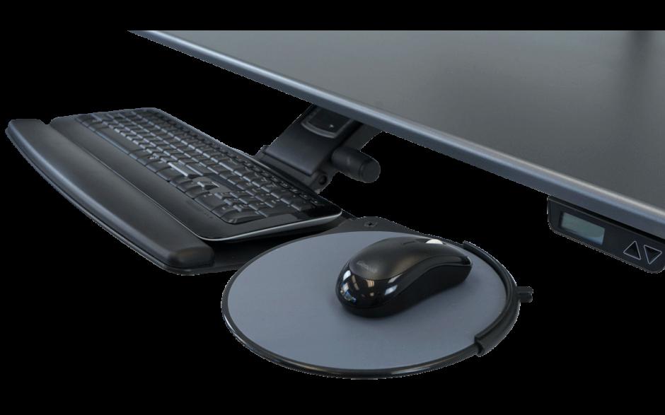 Stowaway Ergonomic Keyboard Tray