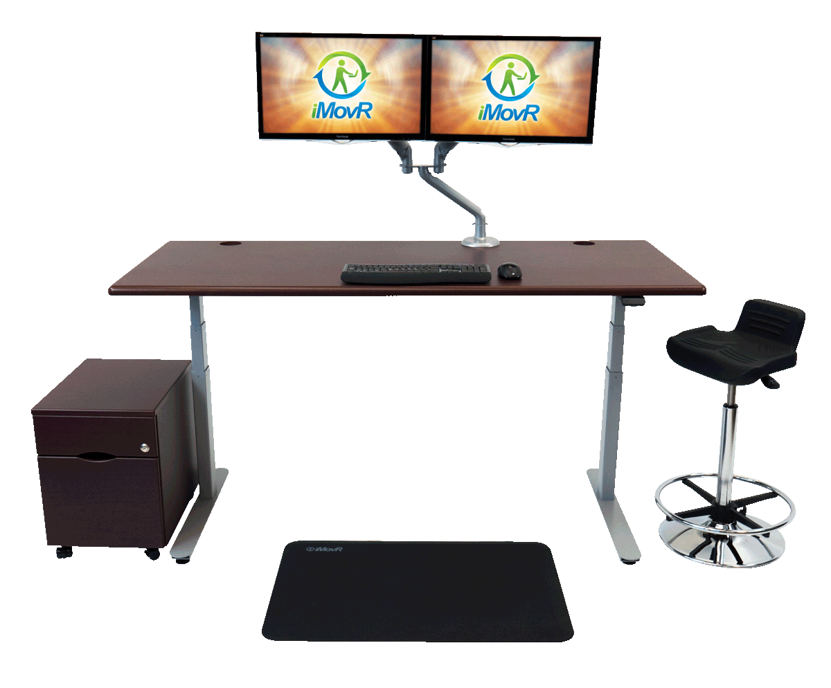 iMovR Lander Desk Reviews