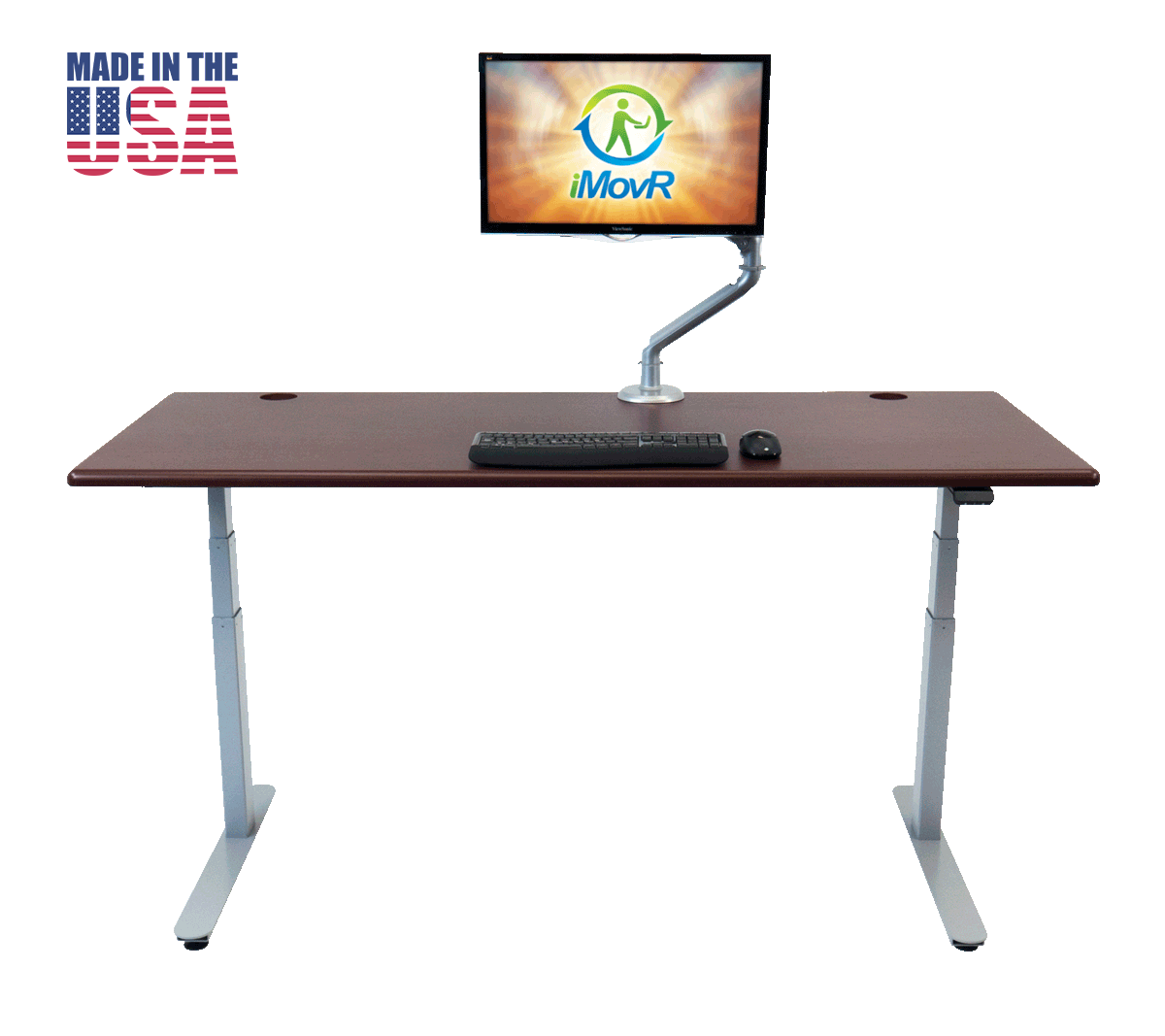 Made in the USA Lander Desk