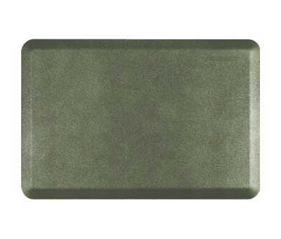 Designer Granite Standing Mat in Emerald