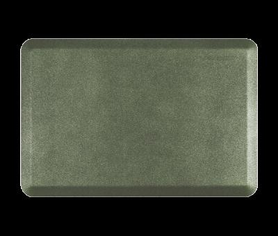Designer Granite Standing Mat in Emerald