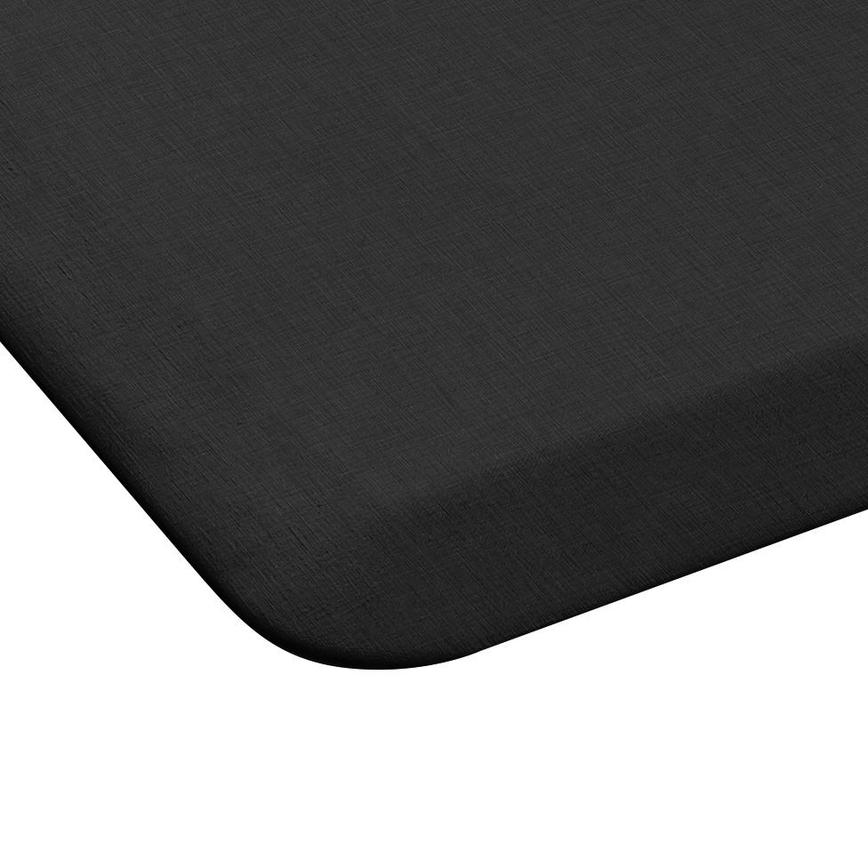 iMovR Linen Standing Mat texture