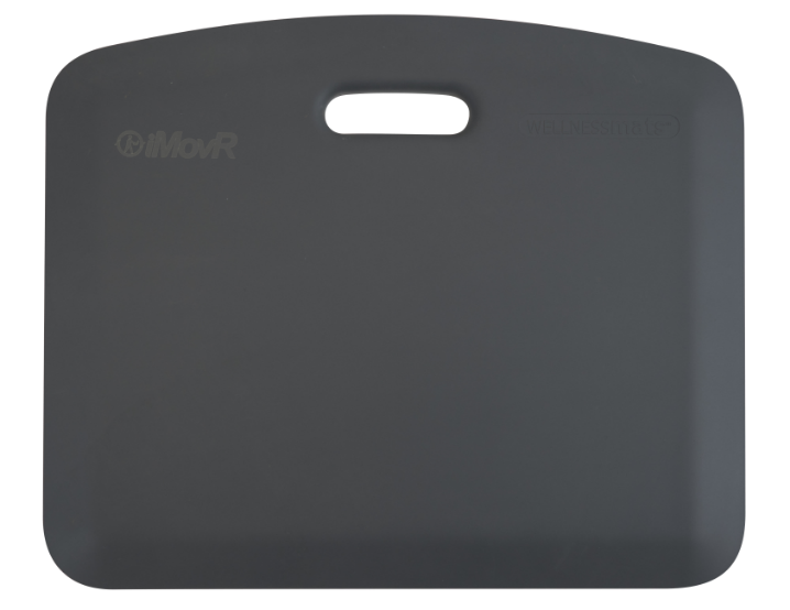iMovR Portable Standing Mats in Gray