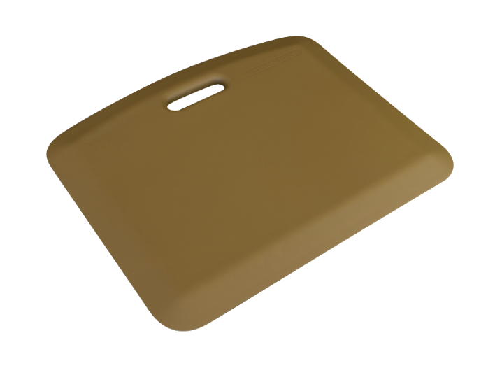 iMovR EcoLast Portable Standing Mat in Tan