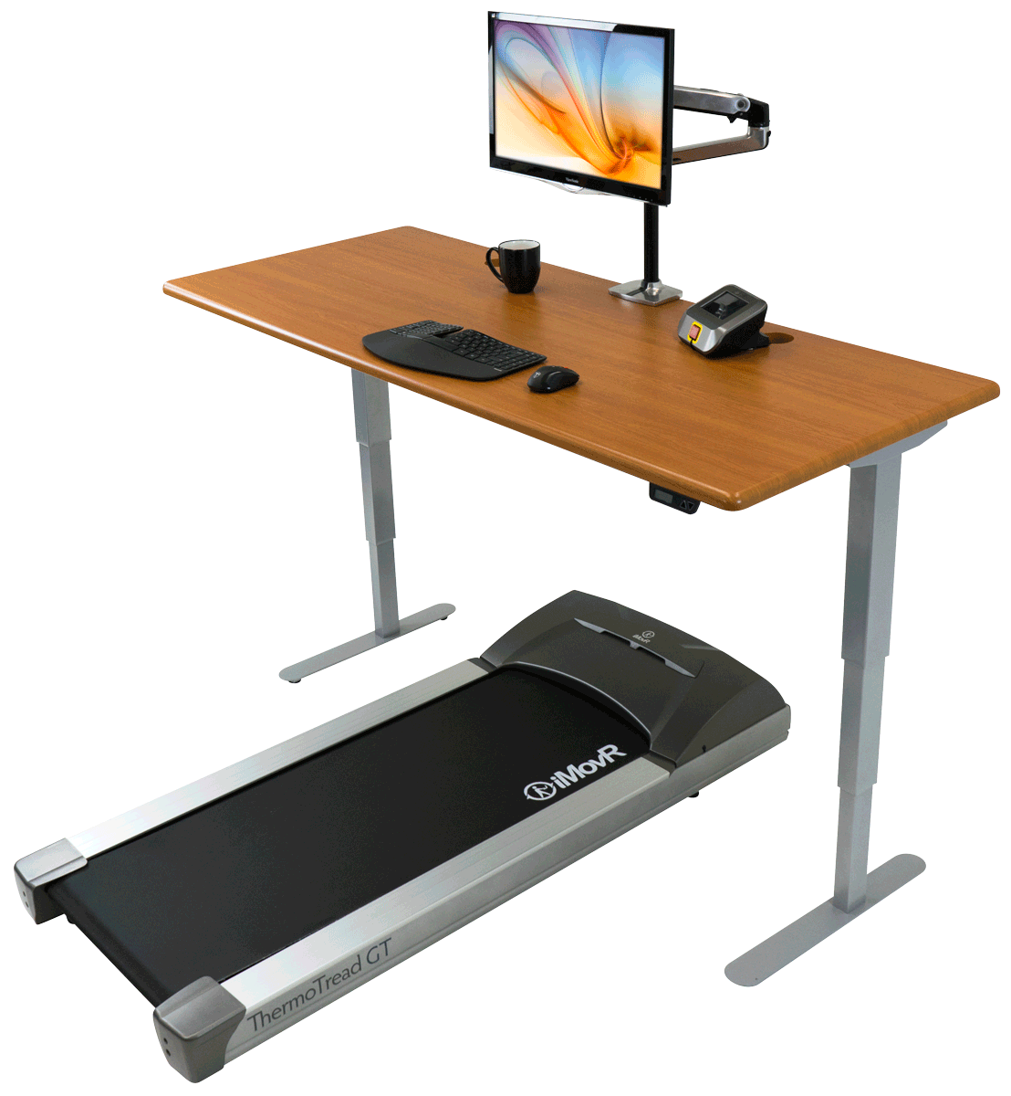 iMovR Energize Treadmill Desk