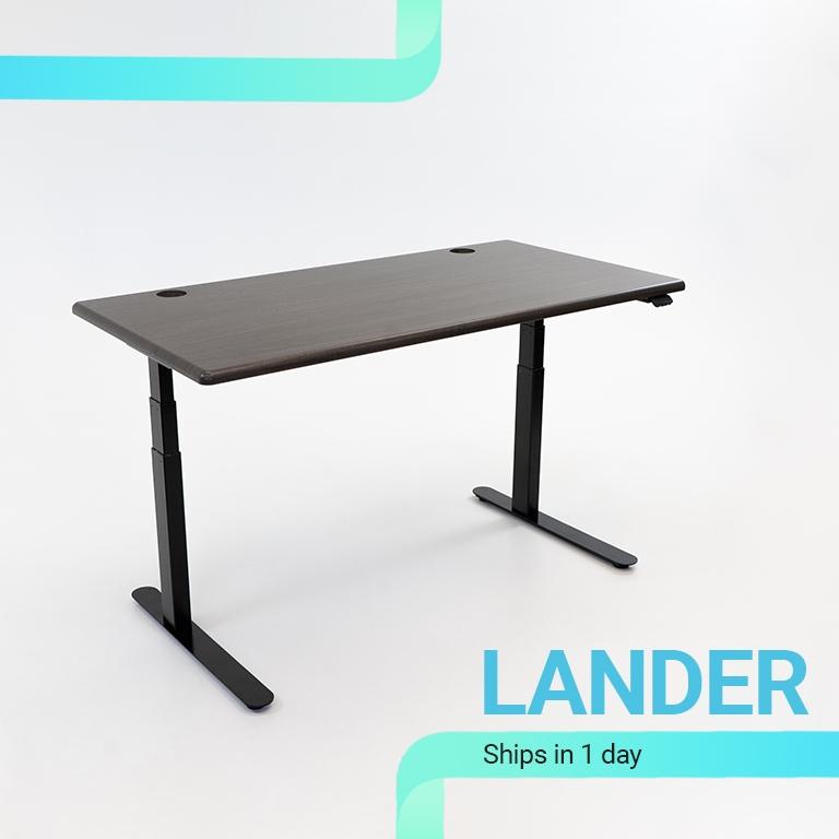 Lander QuickShip Standing Desks