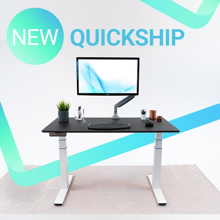 QuickShip Standing Desks