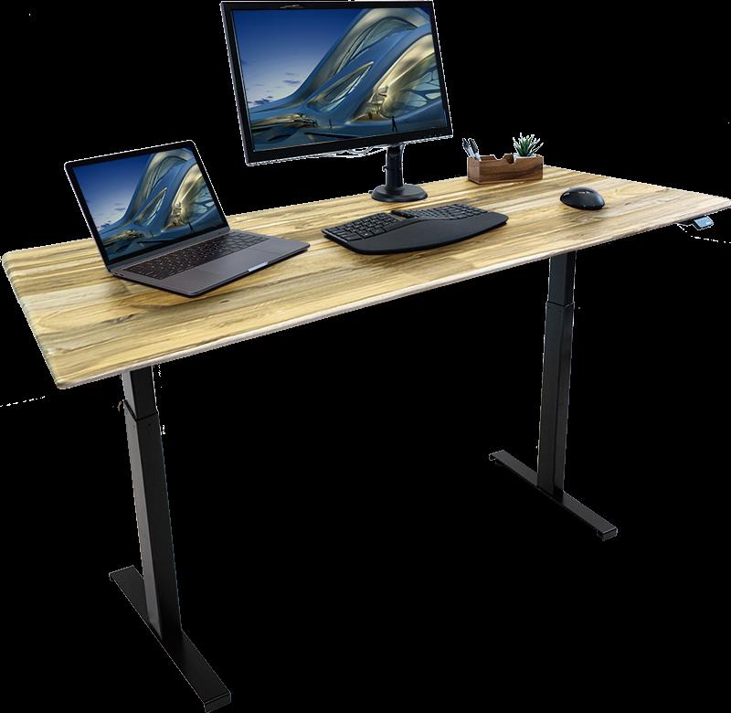 iMovR Lander Lite Compact Standing Desk
