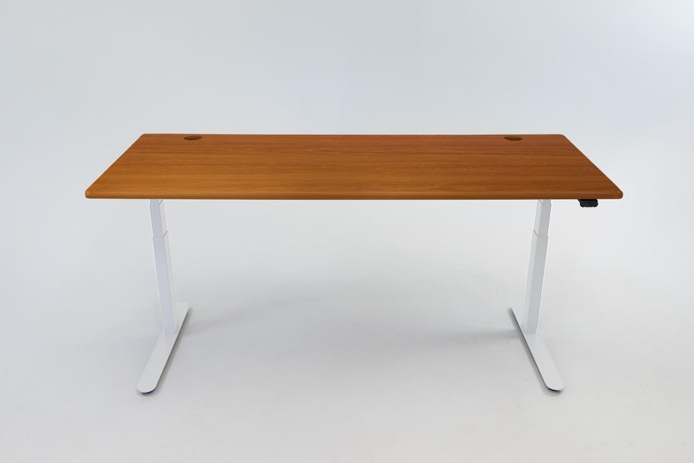 A Hayward Cherry desktop on a white base.
