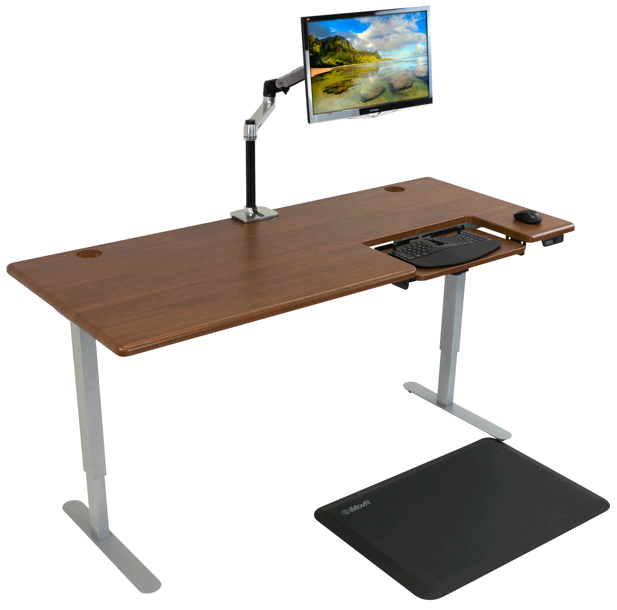 iMovR Cascade Standing Desk