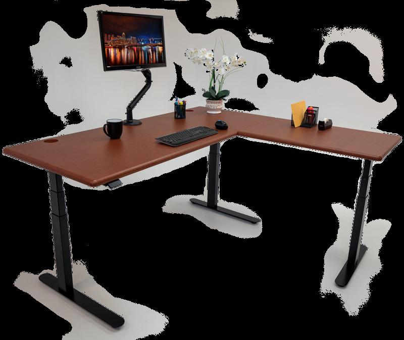 iMovR Lander L-Desk
