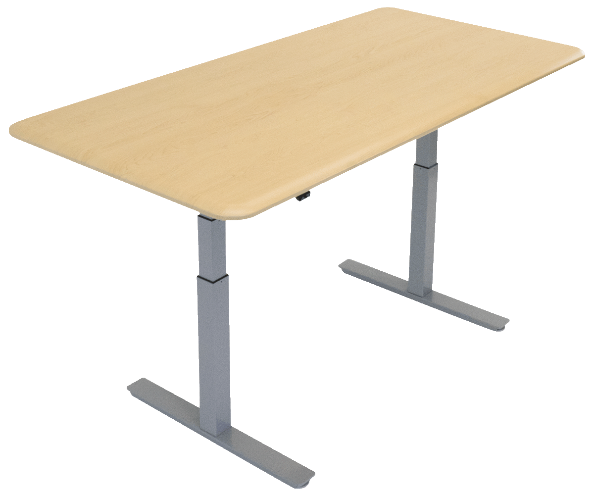 iMovR Synapse Adjustable-Height Multi-Purpose Table - Rectangle