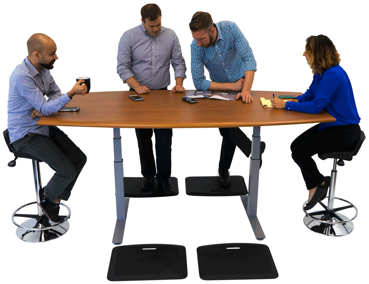 iMovR Reviews - Synapse Sit-Stand Table