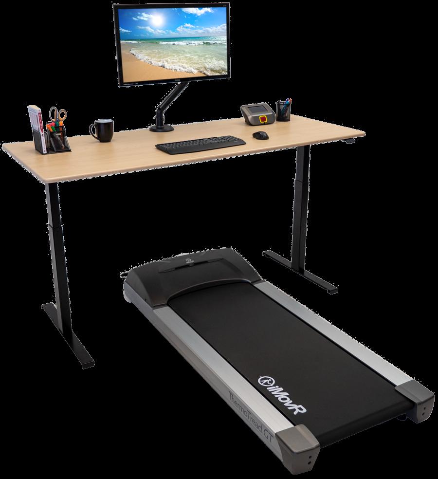 iMovR Lander Lite Treadmill Desk